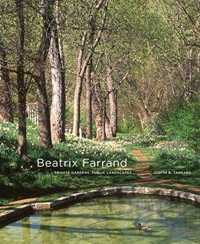 9781580932271: Beatrix Farrand: Private Gardens, Public Landscapes