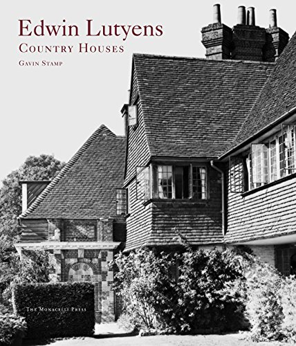 Edwin Lutyens: Country Houses (9781580932370) by Gavin Stamp