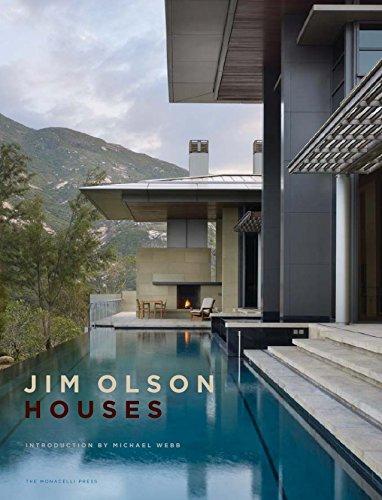 Jim Olson Houses (Hardback): Jim Olson