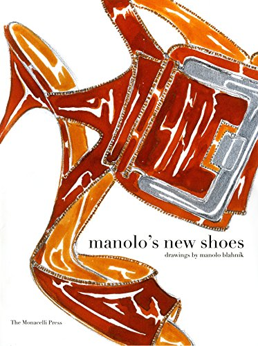 Manolo's New Shoes (1580932827) by Blahnik, Manolo