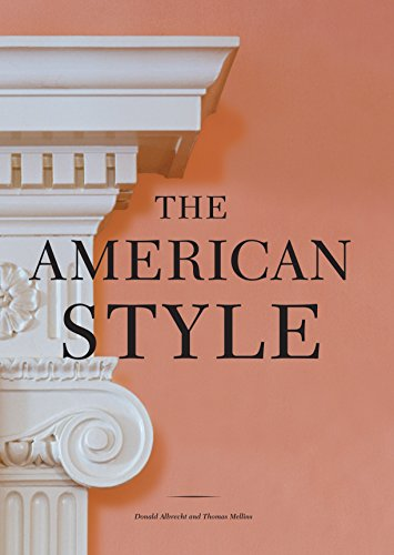 The American Style: Albrecht, Donald and Mellins, Thomas