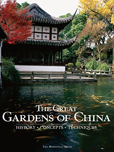 9781580933032: The Great Gardens of China: History, Concepts, Techniques