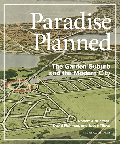 9781580933261: Paradise Planned: The Garden Suburb and the Modern City