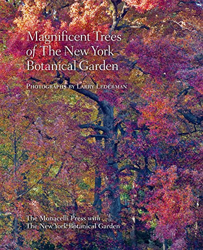 9781580933339: Magnificent Trees of the New York Botanical Garden