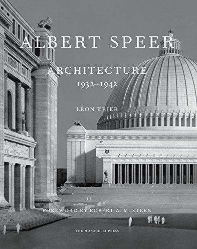 9781580933544: Albert Speer: Architecture 1932-1942