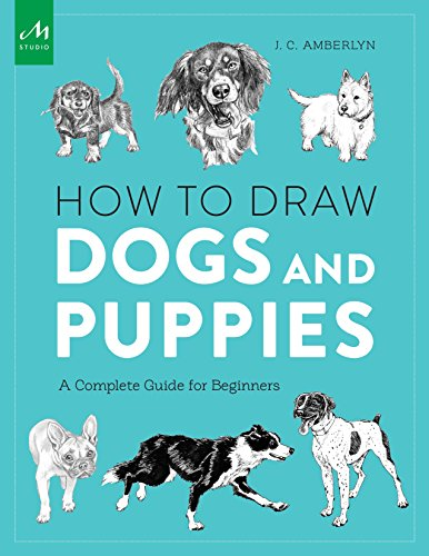 9781580934541: How to Draw Dogs and Puppies: A Complete Guide for Beginners