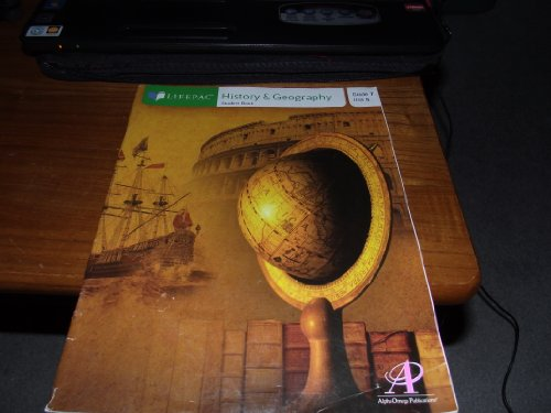 9781580951852: History & Geography: Sociology-Man in Groups (Lifepac Gold)