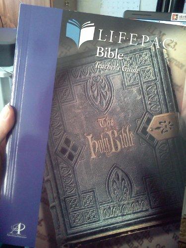 Lifepac Bible Grade 11: Alpha Omega Publications