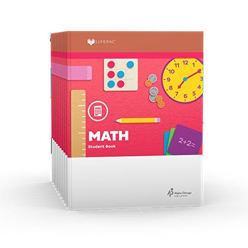 9781580957175: Lifepac Gold Mathematics Grade 2: Set of 10