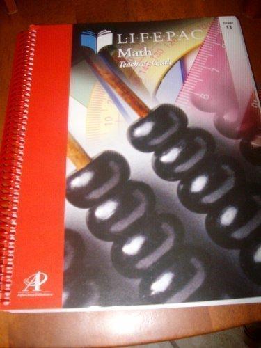 Lifepac Math: Teacher's Guide, Grade 11: Alan Christopherson
