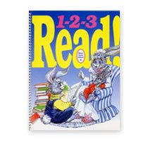 9781580958752: 1-2-3 Read Student Workbook