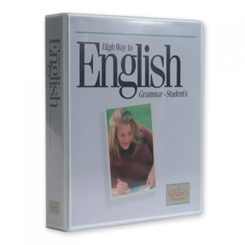 9781580958899: High Way to English Grammar Student Text