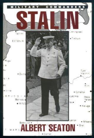 9781580970037: Stalin (Military Commanders)