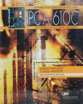 9781580985765: IPC-A-610C Training & Certification Program (Acceptability of Electronic Assemblies)