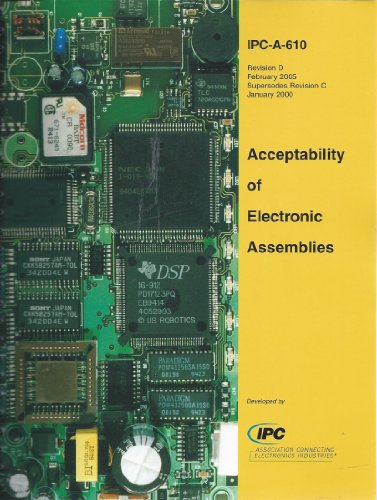 IPC-A-610D Acceptability of Electronic Assemblies
