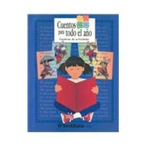 Cuentos Para Todo El Ano: Cuaderno De Activadades (Spanish Edition): Alma Flor Ada