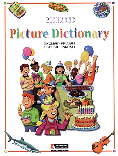 9781581052602: Richmond Picture Dictionary (English-Spanish) (Reference) (Spanish Edition)