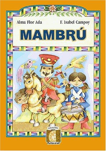9781581054057: Mambru (Puertas al Sol)
