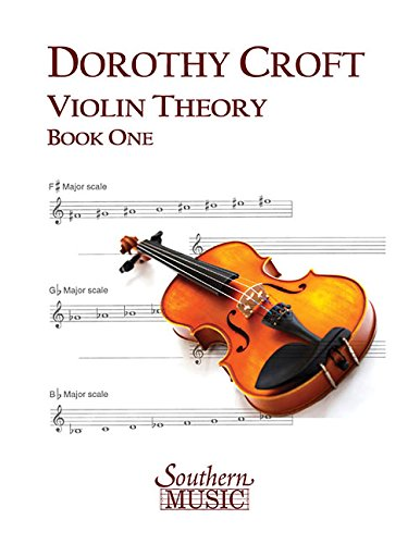 9781581060683: Violin Theory, Book One ()
