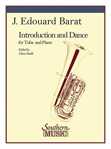 9781581061291: Introduction and Dance: Tuba