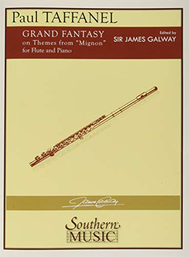 Grand Fantasy on Mignon: Flute Solo with: Galway, James