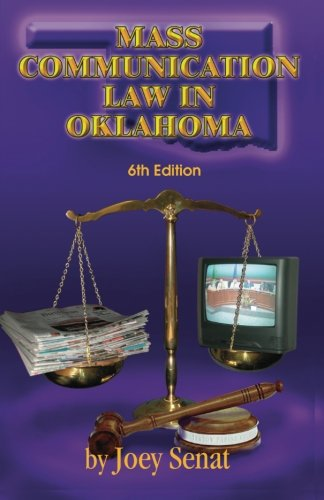 9781581071313: Mass Communication Law in Oklahoma: 6th Edition