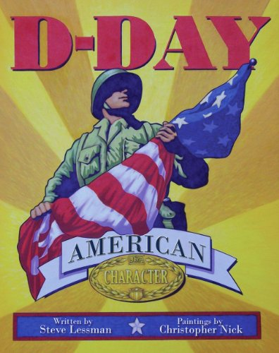 9781581071818: D-Day: American Character