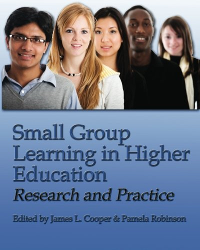 9781581072044: Small Group Learning in Higher Education: Research and Practice
