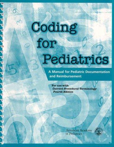 9781581100303: Coding For Pediatrics