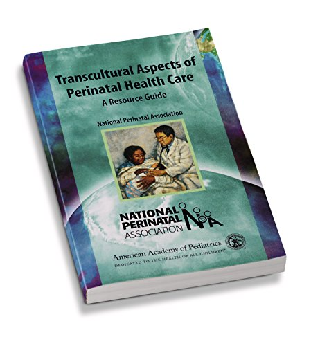 9781581100976: Transcultural Aspects of Perinatal Care: A Resource Guide