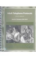 9781581101300: Adult Telephone Protocols: Office Version