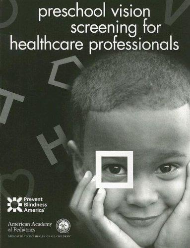 9781581101607: Preschool Vision Screening for Healthcare Professionals