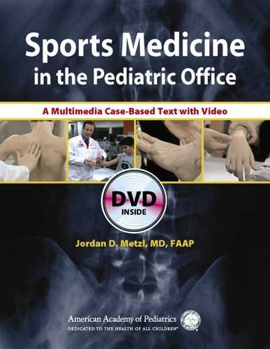 9781581102468: Sports Medicine in the Pediatric Office: A Multimedia Case-Based Text with Video