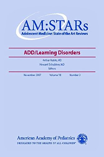 9781581102574: AM:STARs ADHD/Learning Disorders: Adolescent Medicine: State of the Art Reviews