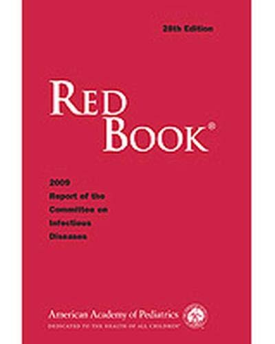 9781581103069: Red Book: 2009 Report of the Committee on Infectious Diseases
