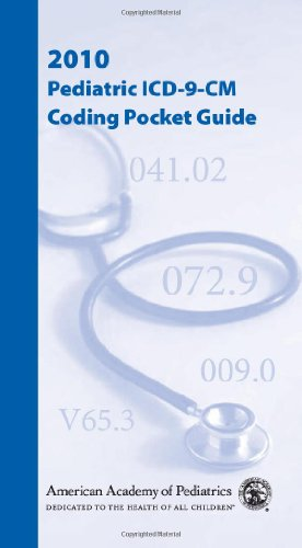 9781581103519: Pediatric ICD-9-CM Coding Pocket Guide