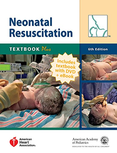 9781581105995: Neonatal Resuscitation Textbook Plus
