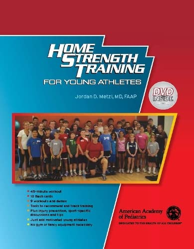 9781581107166: Home Strength Training for Young Athletes
