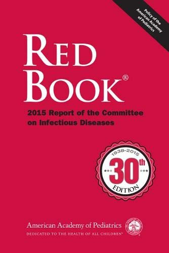 9781581109269: Red Book 2015: Report of the Committee on Infectious Diseases