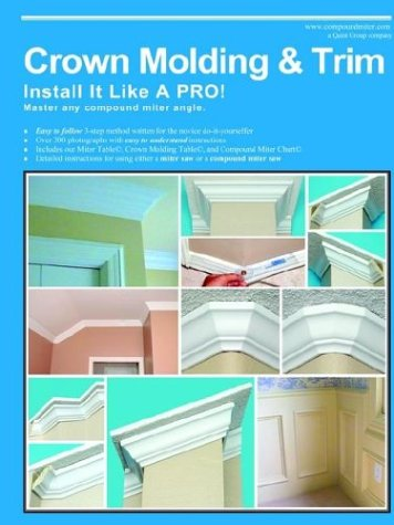 9781581125948: Crown Molding