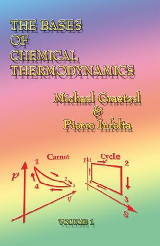 9781581126488: Bases of Chemical Thermodynamics: Volume 1
