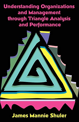 9781581129199: Understanding Organizations and Management Through Triangle Analysis and Performance