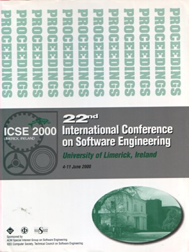 22nd International Conference on Software Engineering (Icse