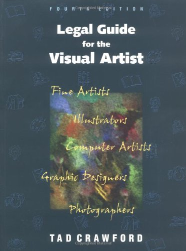 9781581150032: Legal Guide for the Visual Artist