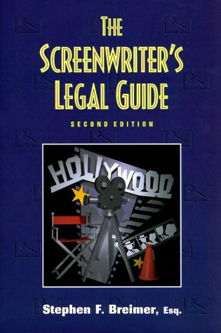 9781581150216: The Screenwriter's Legal Guide
