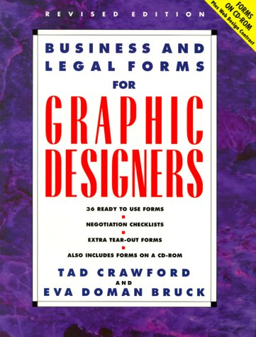 9781581150308: Business and Legal Forms for Graphic Designers (Business and Legal Forms Series)