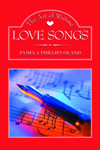 9781581152715: The Art of Writing Love Songs
