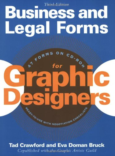 9781581152746: Business and Legal Forms for Graphic Designers (3rd Edition)