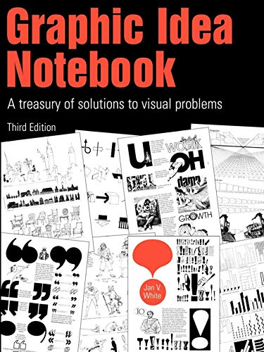 9781581153545: Graphic Idea Notebook: A Treasury of Solutions to Visual Problems