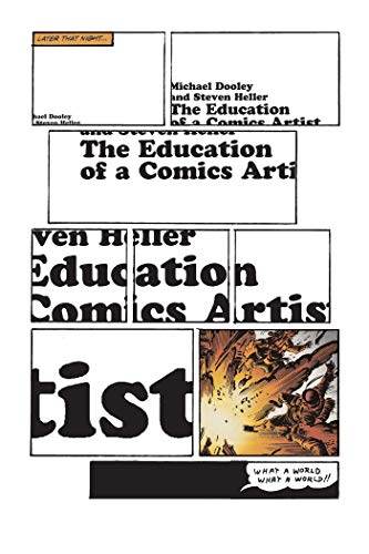 The Education Of A Comics Artist